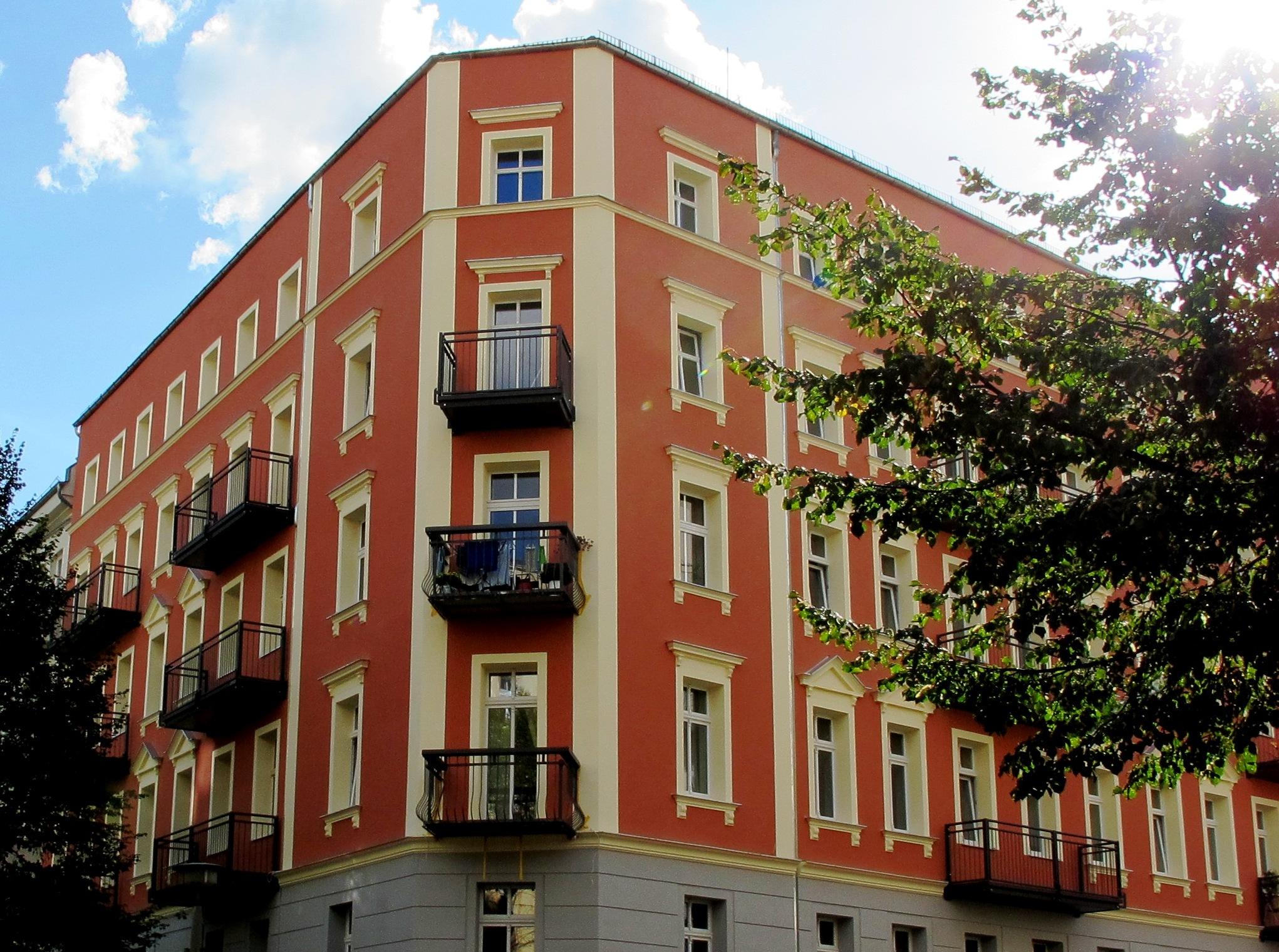 Ansicht Rheinsbergerstraße