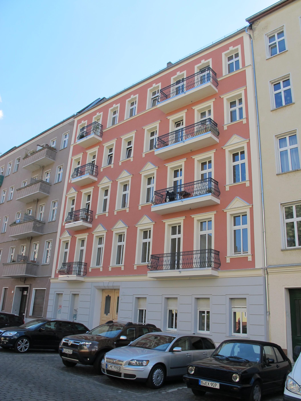 Ansicht Matternstraße