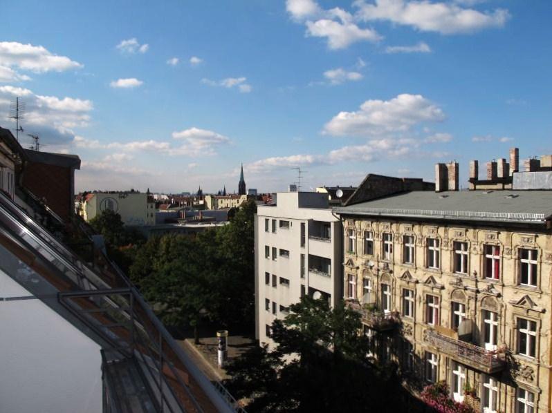 Naumannstraße_Blick von Terasse