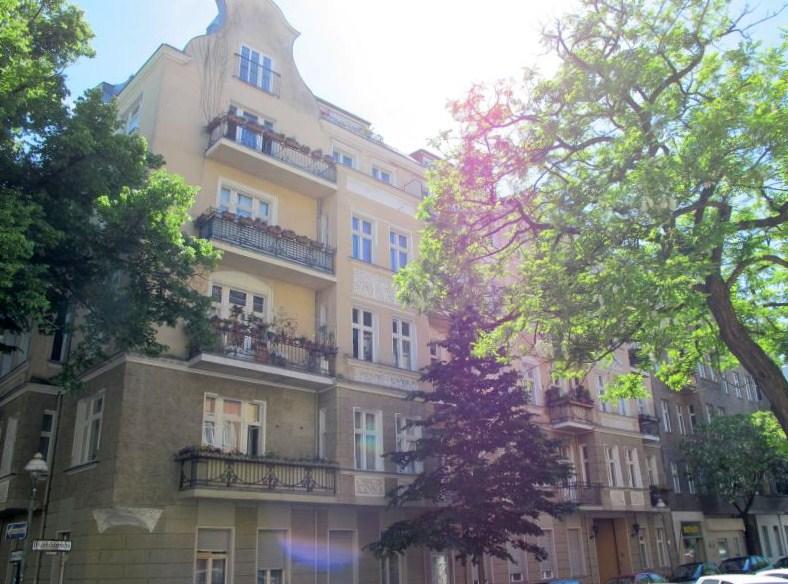 Naumannstraße 2 / Brunhildstraße 4